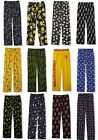 NEW Mens Pajamas Pants Size S-M-L Sleep/Lounge 100% Cotton USA Seller Fast Ship