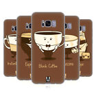 HEAD CASE DESIGNS COFFEE PERSONALITIES GEL CASE FOR SAMSUNG GALAXY S8+ S8 PLUS