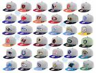 New NFL New Era Heather 2 Tone 9FIFTY Throwback Snapback Cap Hat on eBay