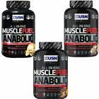 2000g / 2kg / 4.4lbs - USN Muscle Fuel Anabolic - All In One - All Flavours