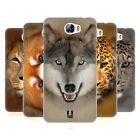 HEAD CASE DESIGNS ANIMAL FACES 2 HARD BACK CASE FOR HUAWEI Y6 II COMPACT
