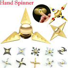 Aluminum Fidget Finger Spinner Hand Focus EDC Bearing Stress Toys Finger Gyro UK