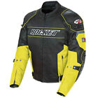 Joe Rocket Resistor Mesh Motorcycle Jacket Yellow/Black Mens All Sizes