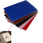 Thboxs PU Leather Business Multi-function A4 Notebook Calculator Office Folder