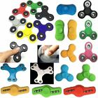 Tri Spinner Fidget ABS Plastic Focus Toys EDC Relief Bearing Kids Adults