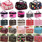 Makeup Travel Cosmetic Bag Case Multifunction Pouch Toiletry Zip Wash Organizer image