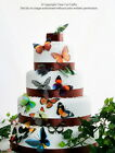 Butterfly Cake Toppers or Decorations - Naturals