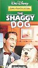 Walt Disney Studio Film Collection The Shaggy Dog (VHS, 1996) New Sealed