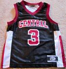 NORTH CAROLINA CENTRAL EAGLES YOUTH BASKETBALL JERSEY NCAA #3 S, M, L NEW!