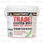 TRADE VALUE CLEANING WIPES HANDS TOOLS GENERAL SURFACE GREASE OIL PAINT SILICONE