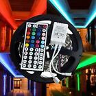 Super Bright 5050 RGB LED Strip Light Christmas 300 LEDS SMD IP65 Waterproof 12V