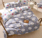 Rain Cloud Bedding Quilt Cover Duvet Cover Set Bed Twin Queen King Size
