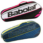 Babolat Essential Club 3 Racket Racquet Holder Bag - NEW 2017 Tennis Squash