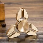 Brass Clamps Quality toys fidget spinner Tri-Spinner Cube EDC For Autism ADHD