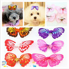 10/20/50 Pcs Pet Dog Hair Bows Beautiful Butterfly Clips Grooming Accessories