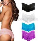 6 Sizes 5 Colors Women Lace French Knickers Pack Briefs Underwear Panties Thongs
