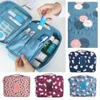 COSMETIC MAKEUP BAG TRAVEL ORGANIZER WASH TOILETRY STORAGE POUCH MULTIFUNCTION