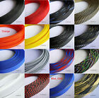 """16MM 5/8"""" Wide TIGHT Braided PET Expandable Sleeving Cable Wire Sheath 5M/25M"""