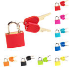 Colorful Suitcase Diary Lock Copper Plastic Case Travel Luggage Lock Padlock Kit