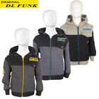 Boys Kids Hoodie Sweatshirt Hooded Zip Up Jumper Fleece Top Jacket DL FUNK 7-13