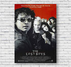 The Lost Boys Movie Poster, Classic, Wall Art, Photo, Print, Home Decor, #015