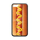 Hotdog Sandwich Sausage Funny Back Case Cover for iPhone 7 7 Plus 6 6S 6+ 5S 5C