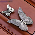 Butterfly Pull Knob Cupboard Cabinet Door Knob Cup Drawer Furniture Pull Handles