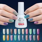 10ml Nail Art Soak Off UV Gel Polish Platinum Starry Colorful BORN PRETTY Polish