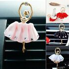 Dancer/Flower Perfume Air Freshener For Car Auto Vent Comfortable Smell Ornament
