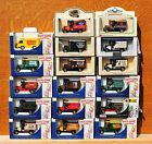 LLEDO DIECAST DG & LP MODELS - 1912 RENAULT VANS - YOUR CHOICE FROM LIST LOT 85