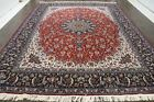 Traditional Vintage Persian Large  9.7 X 12.8 Area Rugs Oriental Rug Carpet