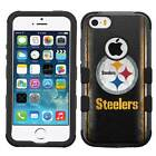 Pittsburgh Steelers #VT Hybrid Case for iPhone SE/6/s/7/Plus/Galaxy S7/S8/Plus