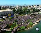 Golden State Warriors 2017 NBA Finals Team Parade Photo UF206 (Select Size)
