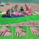 Sand Beach Mat Rug Picnic Blanket Polyester Sandproof Fast Dry Easy Cleaning Mat