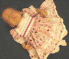 DREAM BABY GIRLS CUP CAKES DRESS NEWBORN 0-3  MONTHS OR REBRON DOLL