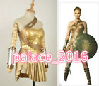 2017 Wonder Woman Justice League Diana Prince Cosplay Costume