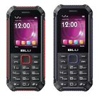 BLU Tank Extreme 2.4 T450X Unlocked GSM Dual-SIM Phone w/ IP65 Certification