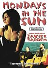 Mondays in the Sun (DVD, 2003) Javier Bardeen New Rare Sealed