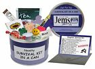HANGOVER Survival Kit In A Can.Fun Stag/Hen/Party/18th/21st Birthday Gift & Card