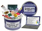 16TH BIRTHDAY Survival Kit In A Can. Fun Novelty Teenage/Teenager Gift & Card