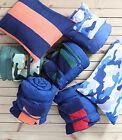 Boys Sleeping Bag and Pillow Cover, Indoor Outdoor Fleece Hunting Camping Youth