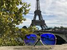 "Big Aviator  XXL ""Talon"" OVERSIZED Metal Gradient Women Sunglasses Shadz GAFAS"