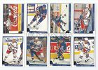1993-94 UPPER DECK NEW YORK RANGERS Select from LIST SERIES 2 HOCKEY CARDS