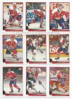 1993-94 UPPER DECK WASHINGTON CAPITALS Select from LIST SERIES 2 HOCKEY CARDS $2.07 CAD on eBay