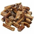 Bulls Pizzle Chunky End Pieces Bully Sticks Pieces  Natural Dog Chews 100g - 2Kg