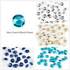 1000pcs 6.5mm Crystal Table Confetti Diamond Scatters Clear Acrylic Party Supply