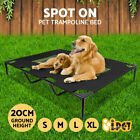 i.Pet Pet Trampoline Bed Dog Puppy Cat Heavy Duty Frame Mesh Hammock S M L XL