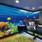 3D Color Ocean World 28 WallPaper Murals Wall Print Decal Wall Deco AJ WALLPAPER