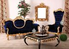 Barock Sofa Gold