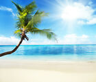 3D Beach Scenery 7 Wall Paper Wall Print Decal Wall Deco Indoor Wall Murals Wall